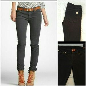 SALE Tory and Burch super skinny coudoury pants